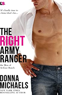 The Right Army Ranger (The Men of At-Ease Ranch Book 3)