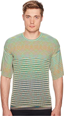 Missoni - Oversized Pima Cotton T-Shirt