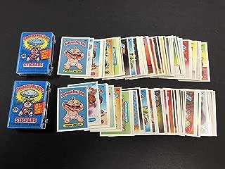 1985 Garbage Pail Kids 2nd Series Complete Set of series 2 cards