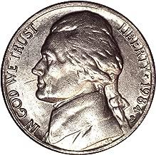 1984 p jefferson nickel