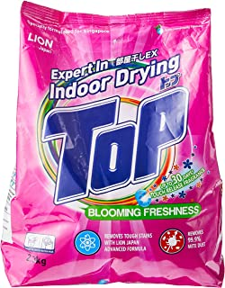 TOP Powder Detergent, Blooming Freshness, 2.3kg