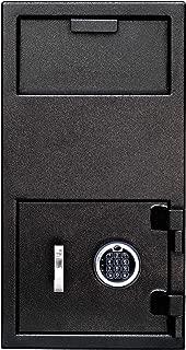 Templeton Large Depository Safe - Electronic Keypad Combination with Key Backup