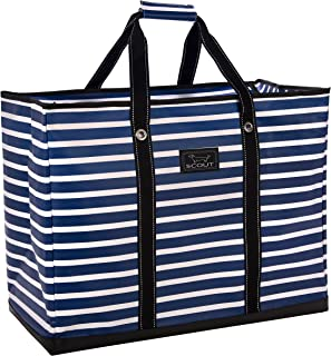 SCOUT 4 BOYS BAG, Extra Large Tote Bag for Women, Perfect Oversized Beach Bag or Pool Bag