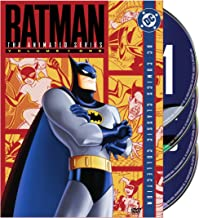 Batman: Animated Series Vol. 1 (RPKGDVD)