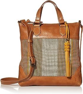 حقيبة كروس مخططة من ميليسا من شركة فري، بيج متعددة