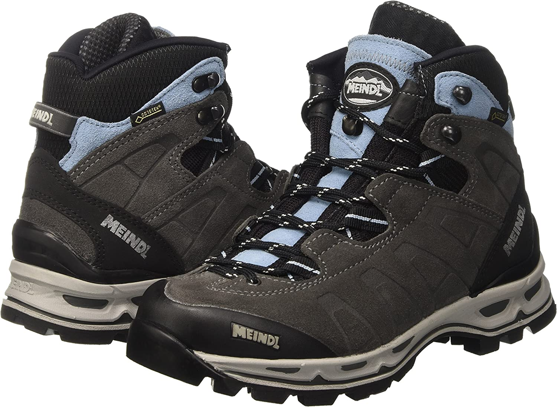 Meindl Womens Air Revolution L Nordic Walking Shoes