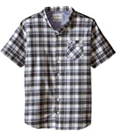 Rip Curl Kids - Delgado Short Sleeve Shirt (Big Kids)