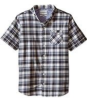 Rip Curl Kids - Delgado Short Sleeve Shirt (Big Kids)