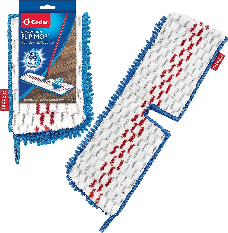O-Cedar Dual-Action Discount is also underway Microfiber Refill Mop Gorgeous Flip
