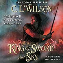 King of Sword and Sky: Tairen Soul, Book 3