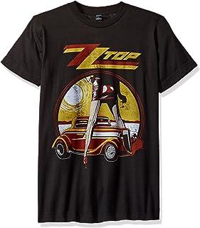 Impact Men's Zz Top Vintaged Legs Rock T-Shirt