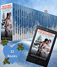 Christmas Brides and Blessings: 32 Book Box Set: A Gift of Love and Joy (English Edition)