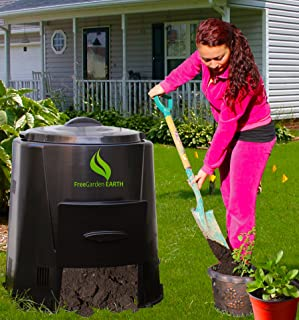 Enviro World FreeGarden Earth Compost Bin