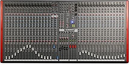 Allen & Heath ZED-436 32 Mic/Line, 4 Bus Live Sound Mixer with USB Interface (Renewed)