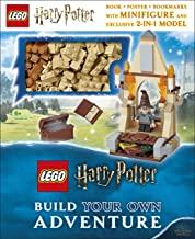 LEGO Harry Potter Build Your Own Adventure: With LEGO Harry Potter Minifigure and Exclusive Model