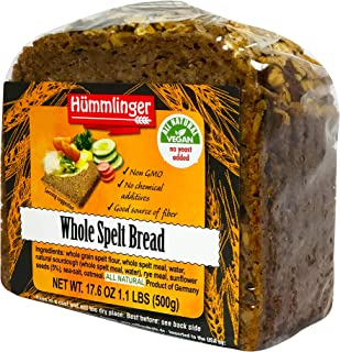 hummzinger whole spelt bread