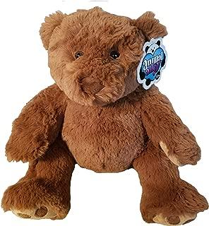 Animal Alley Classic Teddy Bear Soft Toy - Brown 12 inch
