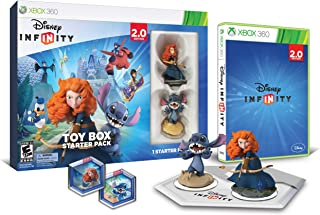 Disney INFINITY: Toy Box Starter Pack (2.0 Edition) - Xbox 360
