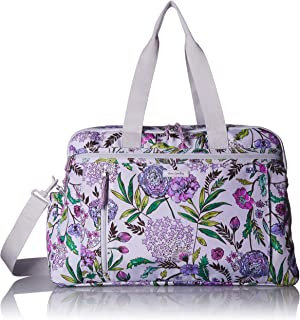 Vera Bradley womens Lighten Up Weekender Travel Bag