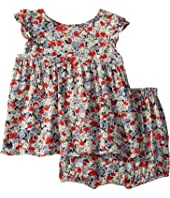 Floral Top & Bloomer Set (Infant)