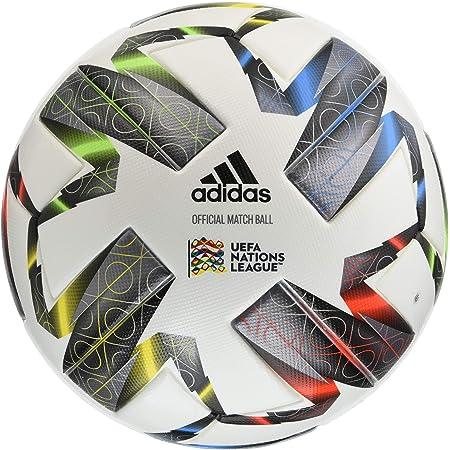 adidas(アディダス) サッカーボール 中学生以上 5号球 国際公認球 ネーションズリーグ 試合球 AF5675NL