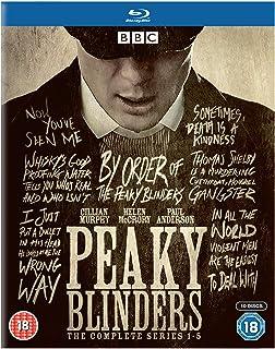 Peaky Blinders - Series 1 - 5 (Blu-ray)