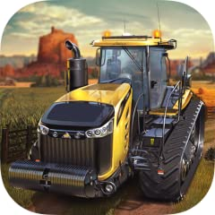 Use realistic tractors and trucks from some of the biggest agriculture machine makers Plant and harvest six different crops: Wheat, canola, corn, sugar beet, potatoes and sunflower Breed pigs and sell them for profit Feed your cows and sheep to produ...