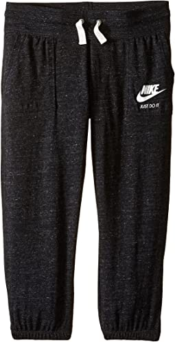 Nike Kids - Sportswear Gym Vintage Capri (Little Kids/Big Kids)