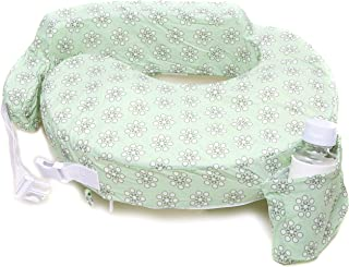 Zenoff ZNF-NF-00439 Nursing Pillow, Sage Dotted Daisies