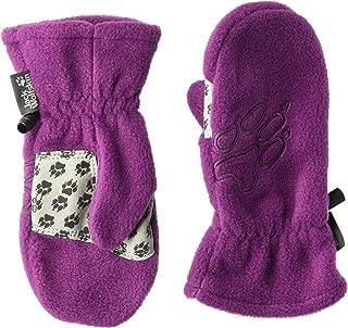 Jack Wolfskin Kids Fleece Mittens Gloves