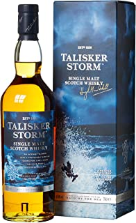 Talisker Storm Single Malt Scotch Whisky 1 x 0.7 l