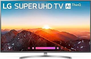 LG 65 Inch 4K Super Ultra HD Smart TV - 65SK8000