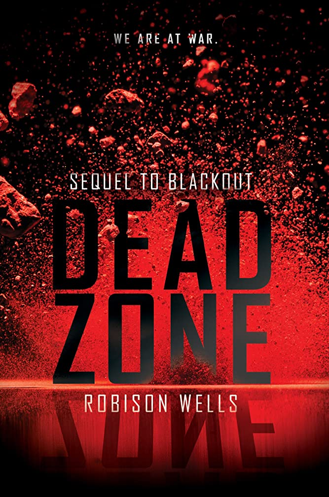 副産物恥ずかしさボートDead Zone (Blackout Book 2) (English Edition)