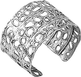 Paz Creations 925 Sterling Silver Bracelet for Women |...