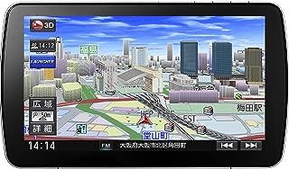 パナソニック カーナビ ストラーダ CN-F1D ブルーレイ搭載 無料地図更新 フルセグ/VICS WIDE/SD/CD/DVD/USB/Bluetooth 9型