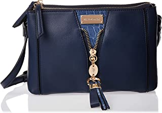 U.S. POLO ASSN. Womens Zip Out Crossbody Bag