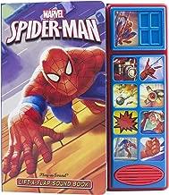 Marvel - Spider-man Lift-the-Flap Sound Book - PI Kids