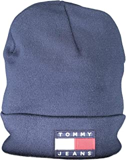 تومي هيلفغر قبعة صوفية ، اسود ، قياس واحد - AM0AM05447
