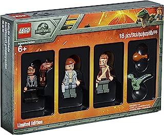 LEGO- Jurassic World Limited Edition Minifigures Set Fallen