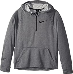 Nike Kids - Dry Training 1/4 Zip Pullover Hoodie (Little Kids/Big Kids)