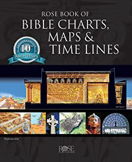 Best Rose Book of Bible Charts, Maps, and Time Lines Review