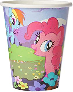 American Greetings My Little Pony Party Supplies, Paper Cups (32-Count)