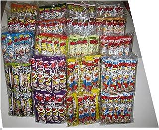 うまい棒やおきん600本 16種類+お好み4種類(各30本)