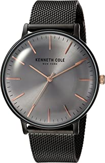 Kenneth Cole New York Men's Quartz Stainless Steel Casual Watch
