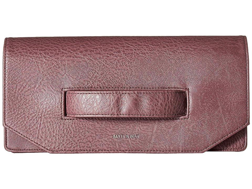 Matt & Nat Dwell Abiko (Fig) Handbags