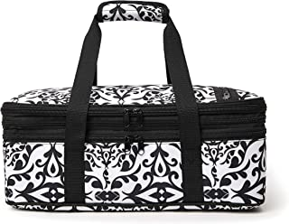 Sponsored Ad - Casserole Carrier Insulated Bag - Food Casserole Dish Carrier Insulated Picnic Bag