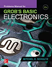 Problems Manual for use with Grob's Basic Electronics (Engineering Technologies & the Trades)