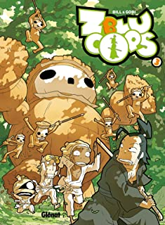 Zblucops - Tome 03: Samouraï et fines herbes (French Edition)
