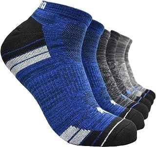 Men's P114390 Sportstyle Low Cut Socks 6 Pairs Shoe Size 6-12