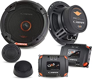 "Cadence QRS6K2 | 6.5"" 2 Way QRS Series Component Car Speakers photo"
